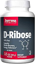 Kup PRZECENA! Suplementy odżywcze - Jarrow Formulas D-Ribose Powder *