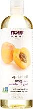Kup Olej z pestek moreli na zdrową skórę i włosy - Now Foods Solutions Apricot Oil