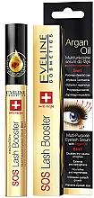 Kup Multifunkcyjne serum do rzęs z olejem arganowym 5 w 1 - Eveline Cosmetics SOS Lash Booster