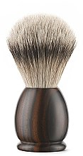 Kup Pędzel do golenia, mały - Acca Kappa Apollo Ebony Wood Shaving Brush