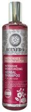 Kup Intensywnie nawilżający szampon ziołowy do włosów Arktyczna róża i lotos - Iceveda