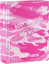 Kup Omerta Body Survival For Woman - Woda perfumowana