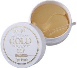 Kup Hydrożelowe płatki pod oczy Premium ze złotem i EGF - Petitfee & Koelf Premium Gold & EGF Eye Patch