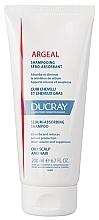 Kup Szampon absorbujący sebum do włosów przetłuszczających się - Ducray Argeal Sebum-Absorbing Shampoo