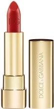 Kup Kremowa szminka do ust - Dolce & Gabbana Classic Cream Lipstick