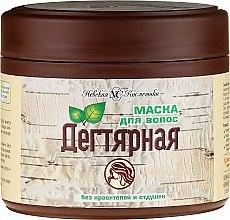 Kup Dziegciowa maska do włosów - Newska Kosmetyka