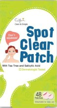 Kup Plastry do skóry problematycznej na niedoskonałości - Cettua Spot Clear Patch