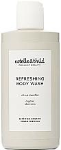 Kup Odświeżający żel pod prysznic - Estelle & Thild Citrus Menthe Refreshing Body Wash
