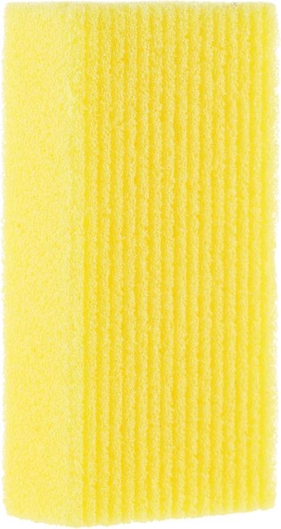 Pumeks syntetyczny, 71027, żółty - Top Choice — фото N1
