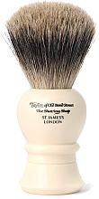 Kup PRZECENA! Pędzel do golenia, P1020, 9,5 cm - Taylor of Old Bond Street Shaving Brush Pure Badger Size S *