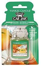 Kup Zapach do samochodu - Yankee Candle Car Jar Ultimate Alfresco Afternoon
