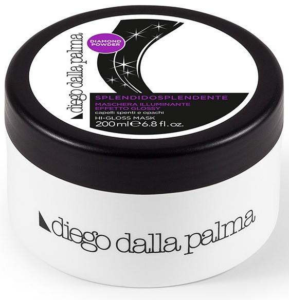 Nabłyszczająca maska do włosów - Diego Dalla Palma Hi-Gloss Mask — фото N1