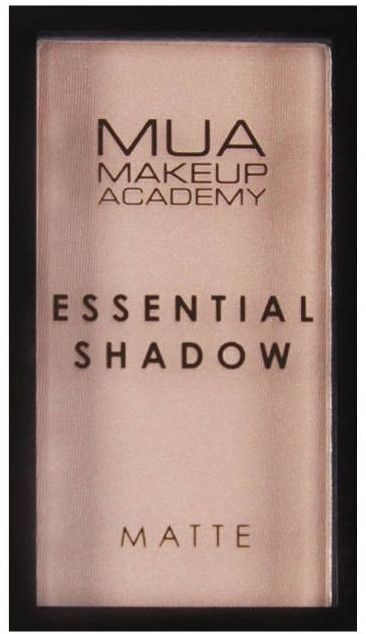 Cień do powiek - MUA Essential Shadow Matte