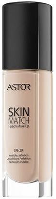 Podkład w kremie do twarzy - Astor Skin Match Fusion Make Up