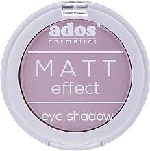 Kup PRZECENA! Matowy cień do powiek - Ados Matt Effect Eye Shadow*