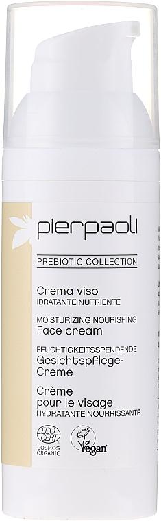 Nawilżający krem do twarzy - Pierpaoli Prebiotic Collection Moisturizing Face Cream — фото N3