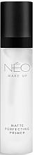 Kup Matująco-wygładzająca baza pod makijaż - NEO Make Up Matte Perfector Primer