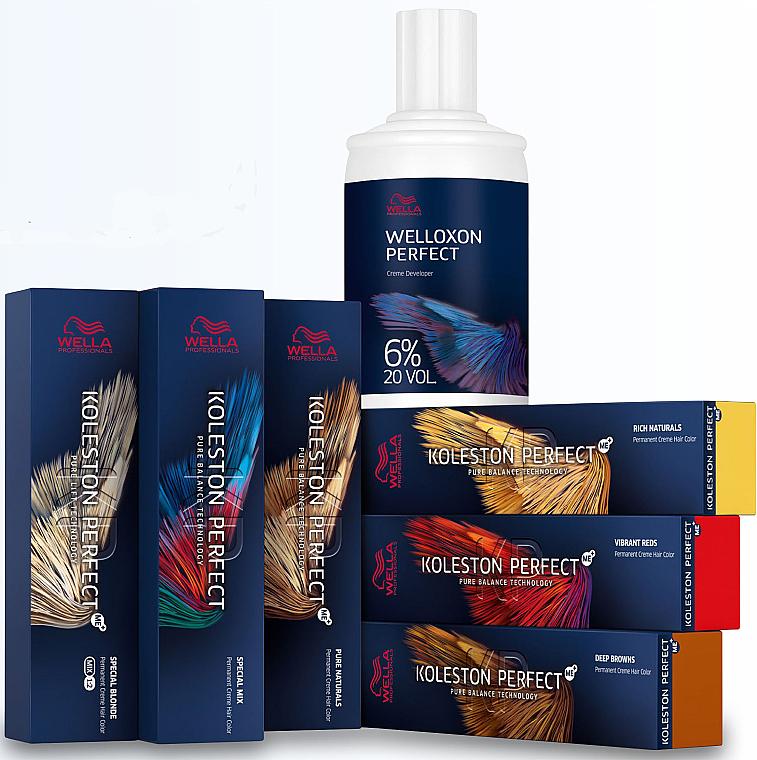 PRZECENA! Trwała farba do włosów - Wella Professionals Koleston Perfect Me+ Rich Naturals * — фото N4