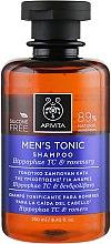 Kup Szampon dla mężczyzn przeciw wypadaniu włosów - Apivita Men's Tonic Shampoo