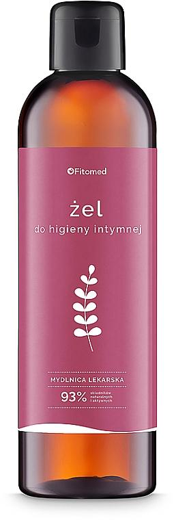 Ziołowy żel do higieny intymnej - Fitomed Herbal Gel For Intimate Hygiene