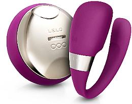 Kup Wibrujący masażer dla pary, fioletowy - Lelo Tiani 3 Deep Rose