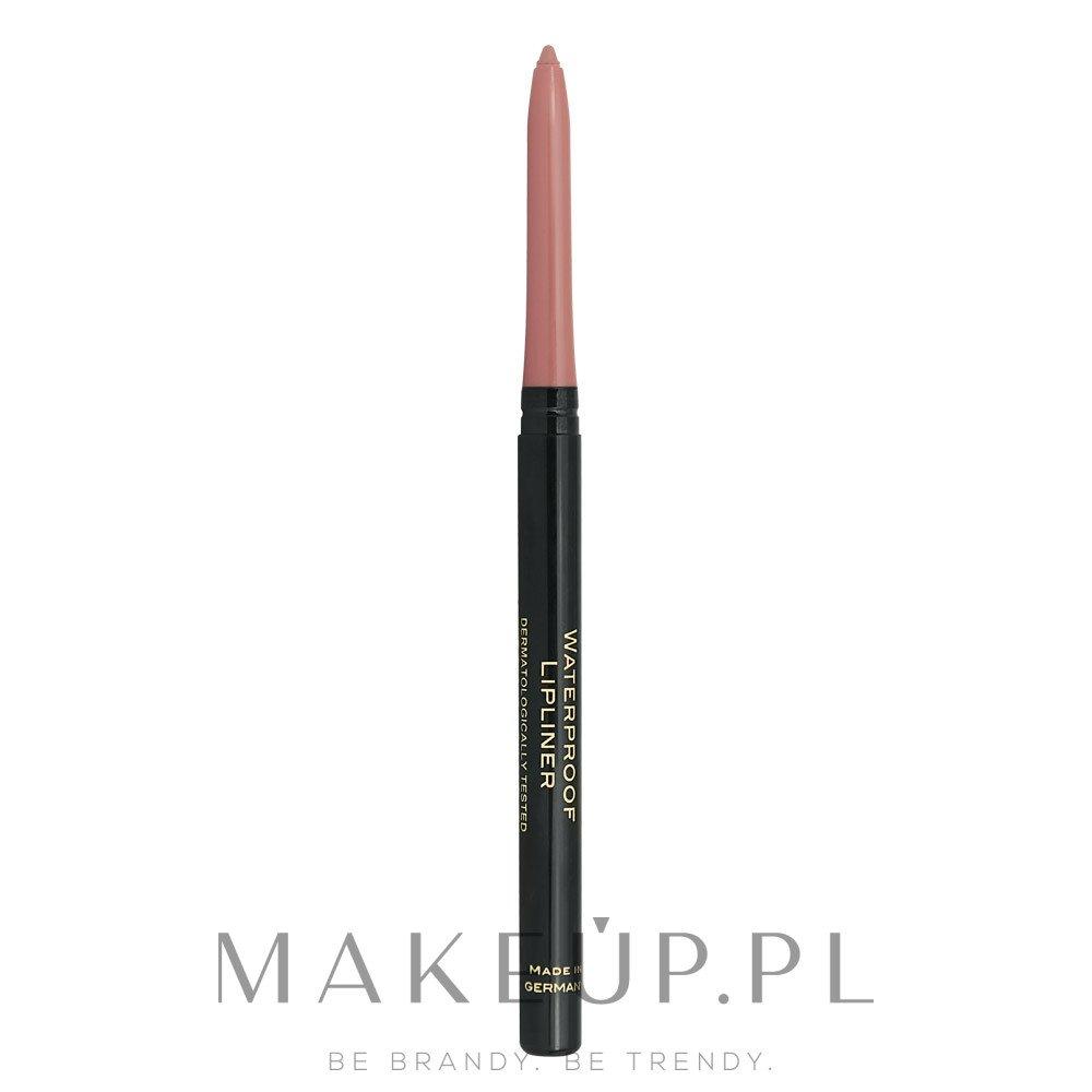Wodoodporna konturówka do ust - Golden Rose Waterproof Lipliner Pencil — фото 51
