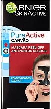 Kup Maseczka peel-off - Garnier Skin Active Pure Active Peel Off Carbon