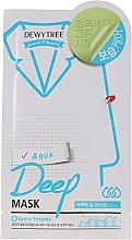 Kup Nawilżająca maska do twarzy - Dewytree Aqua Deep Mask