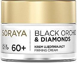 Kup Ujędrniający krem do twarzy 60+ - Soraya Black Orchid & Diamonds