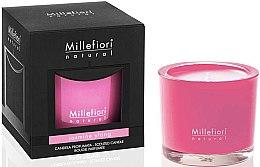 Kup Świeca zapachowa Jaśmin i ylang - Millefiori Milano Natural Candle Jasmine Ylang
