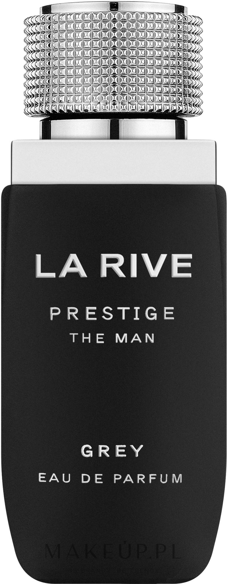la rive prestige - the man grey