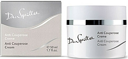 Kup Krem do twarzy przeciw trądzikowi różowatemu - Dr. Spiller Anti Couperose Cream
