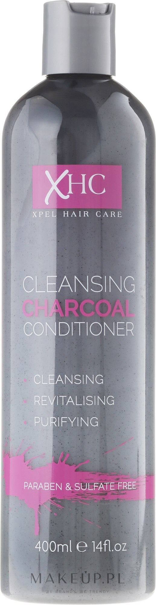 Oczyszczająca odżywka do włosów - Xpel Marketing Ltd Xpel Hair Care Cleansing Revitalising Purifying Charcoal Conditioner — фото 400 ml