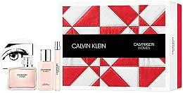 Kup Calvin Klein Women - Zestaw (edp 100 ml + b/lot 100 ml + edp 10 ml)