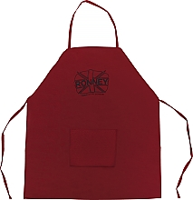 Kup Ochronny fartuch, wiśniowy - Ronney Professional Hairdressing Apron Cherry