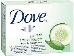 Kup Kremowa kostka myjąca - Dove Go Fresh Cream Bar With Cucumber & Green Tea Scent
