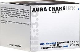 Kup PRZECENA! Regenerująco-nawilżający krem ochronny do twarzy - Aura Chaké Action 24 Moisturizing, Protective And Highly Regeneration Cream *