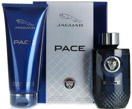 Kup Jaguar Pace - Zestaw (edt/100ml + sh/gel/200ml)