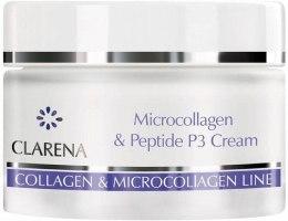 Kup Mikrokolagenowo-peptydowy krem do twarzy - Clarena Microcollagen & Peptide P3 Cream