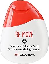 Kup Oczyszczający puder do twarzy - Clarins My Clarins Re-Move Radiance Exfoliating Powder