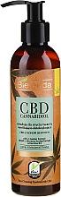 Kup Nawilżająco-detoksykująca emulsja do mycia twarzy CBD z konopi siewnych - Bielenda CBD Cannabidiol Emulse