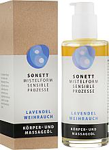 Kup Organiczny olejek do masażu Lawenda - Sonnet Lavender Massage Oil