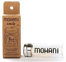 Kup Biodegradowalna nić dentystyczna Odświeżająca mięta - Mohani Smile