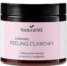 Kup Malinowy peeling cukrowy - NaturalME