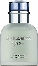 Kup Dolce & Gabbana Light Blue Pour Homme - Woda toaletowa (tester z nakrętką)