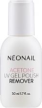 Kup Acetonowy zmywacz do paznokci żelowych - NeoNail Professional Acetone UV Gel Polish Remover