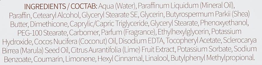 Masło do ciała Kokos i limonka - Grace Cole Fruit Works Body Butter Coconut & Lime — фото N4