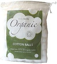 Kup Waciki kosmetyczne - Simply Gentle Organic Cotton Wool Balls
