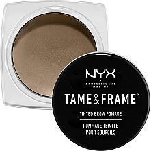 Kup Pomada do brwi - NYX Professional Makeup Tame & Frame Brow Pomade