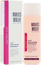 Kup Szampon do włosów kręconych - Marlies Moller Perfect Curl Curl Activating Shampoo
